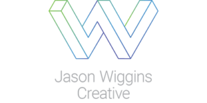 Logo for Jason Wiggins Creative.